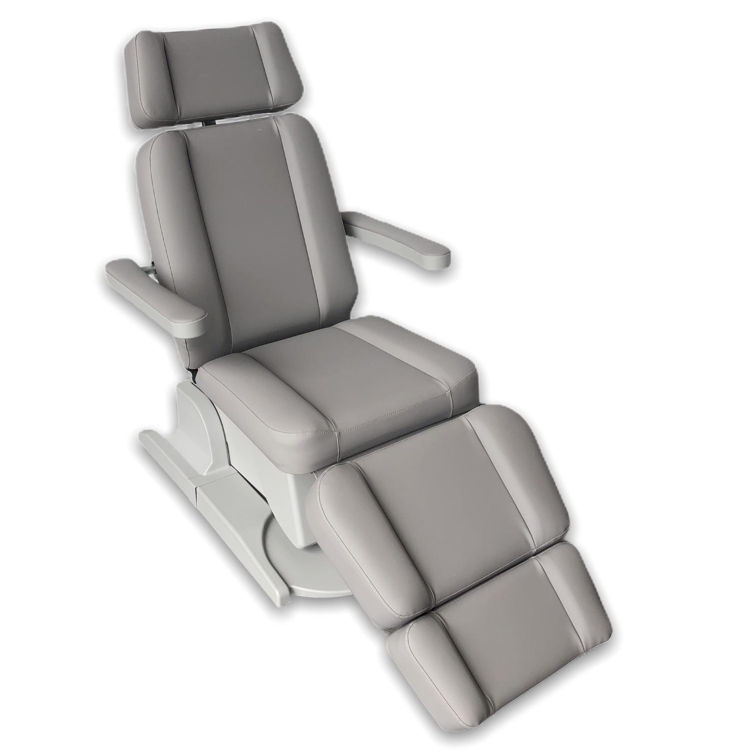 Beauty treatment chair Gray martini beauty 3