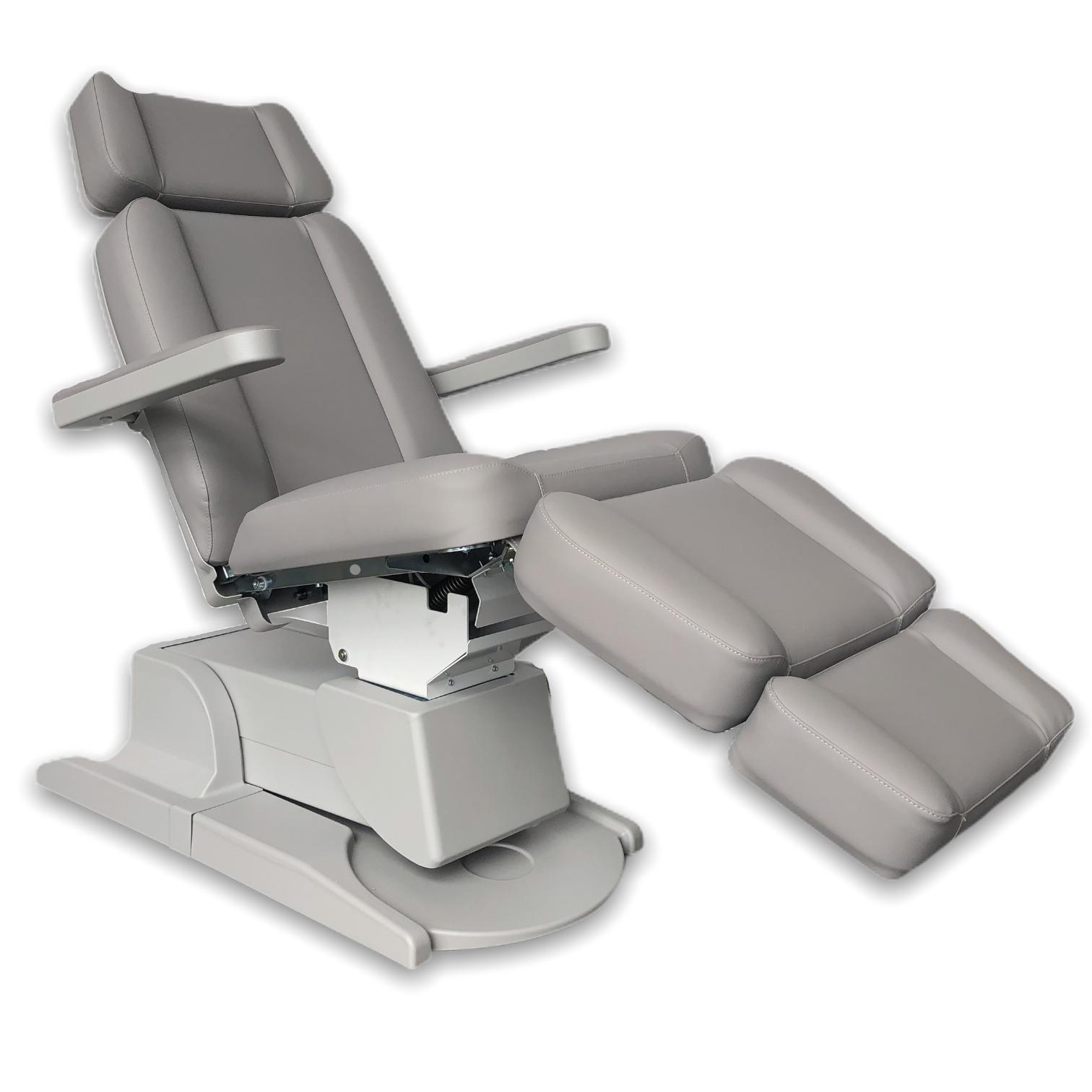 Beauty treatment chair Gray martini beauty 5