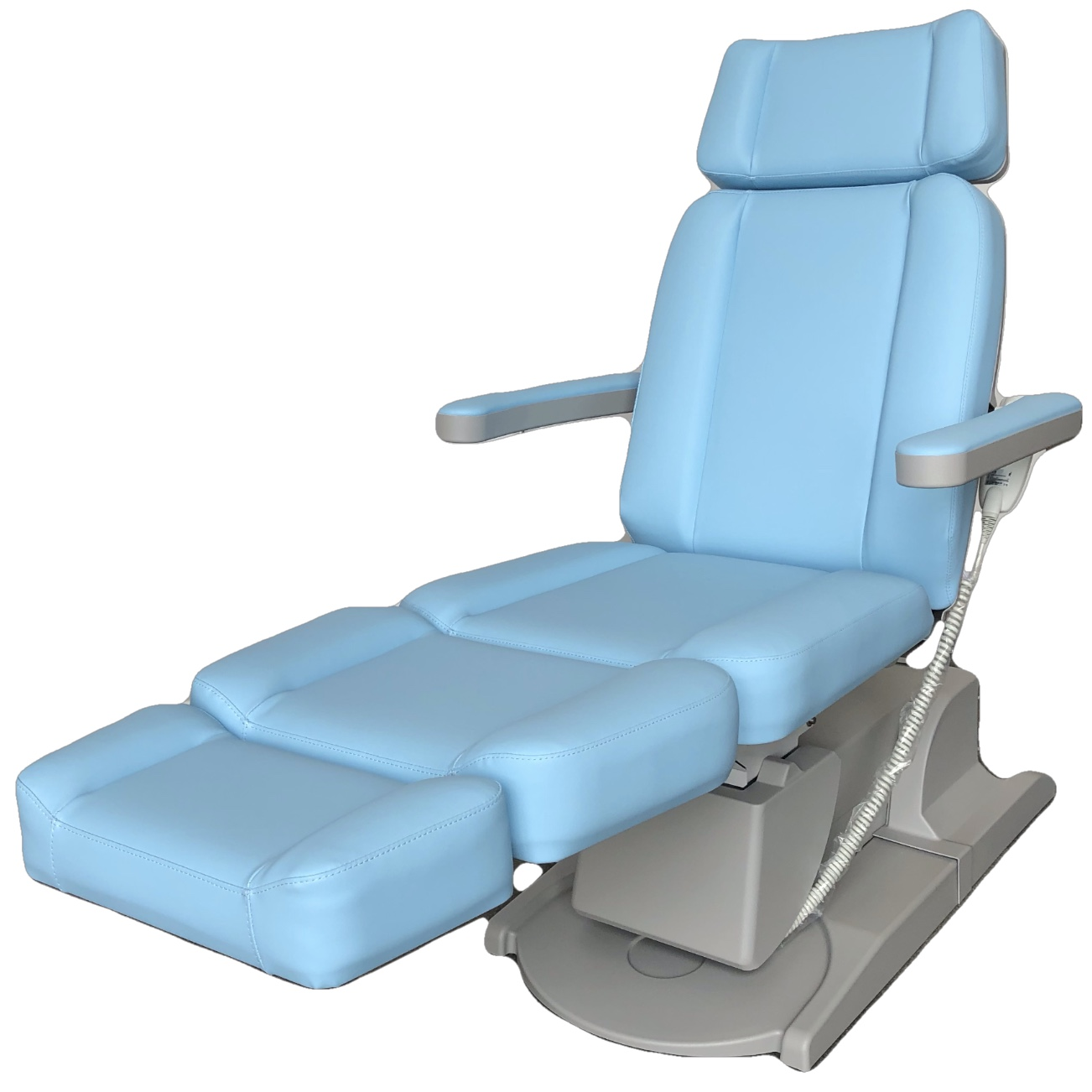 Beauty_treatmentchair_dolphin blue